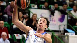 Dinamo Sassari, grave infortunio per Devecchi