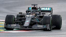 F1, in Bahrain Hamilton si prende anche le libere 2