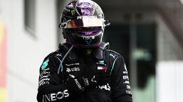 F1, il messaggio di Hamilton dopo la positività al Coronavirus