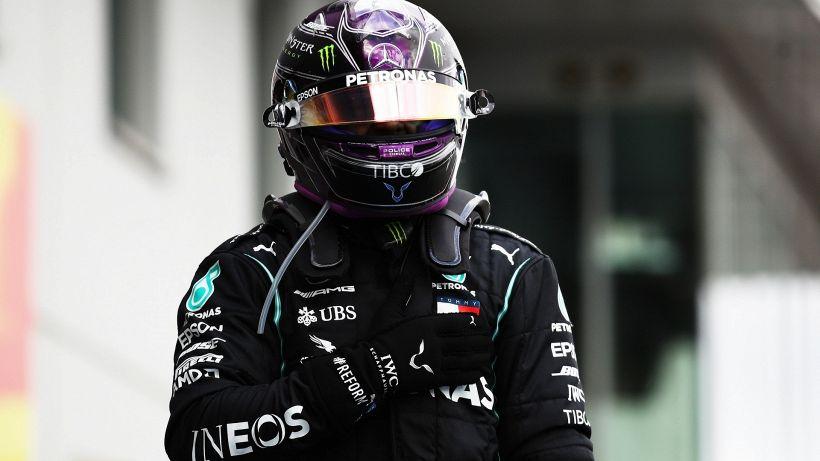 """F1, Hamilton: """"Questo asfalto è troppo liscio"""""""