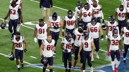 NFL, vittorie per Washington e Houston