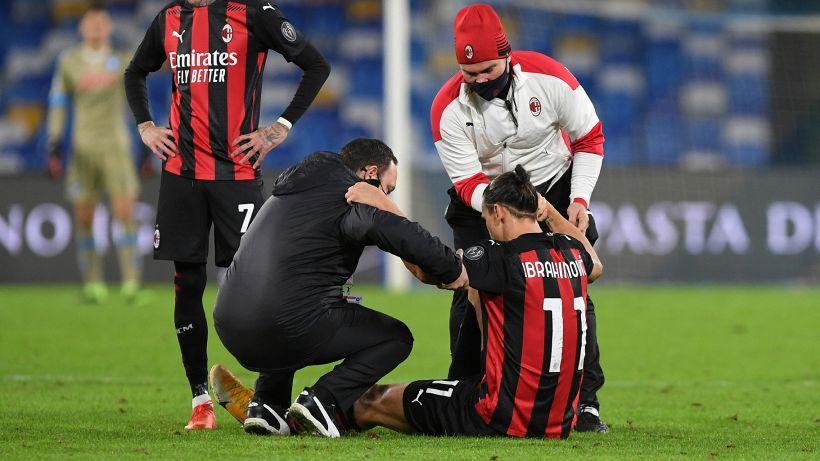 """Infortunio Ibrahimovic, Bonera: """"Di solito non esce dal campo... """""""