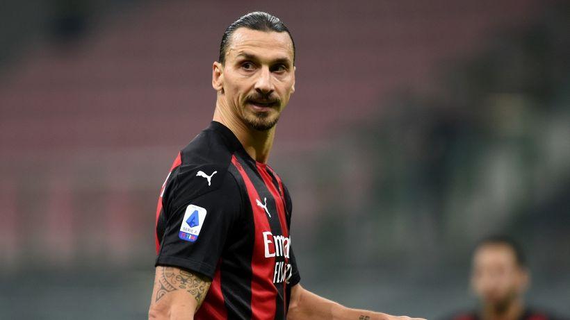 Milan, gioia e paura per Ibrahimovic: stende il Napoli, poi si fa male