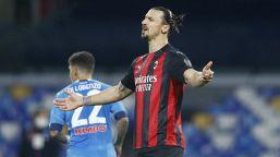 Milan, arriva l'annuncio di Zlatan Ibrahimovic sui tempi di recupero