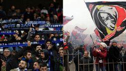 Mercato: lo scambio Inter-Milan scatena i tifosi sul web