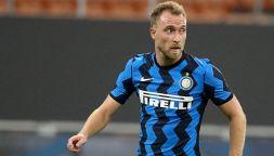 Caso Eriksen, i sogni proibiti di Conte tra Milan e Roma