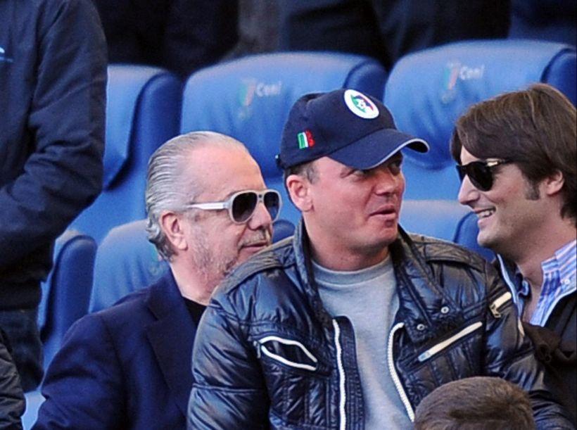 Napoli, la gaffe di Gigi D'Alessio è virale