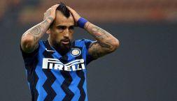 "Interisti infuriati per il post di Vidal: ""Sembra Wanda Nara"""
