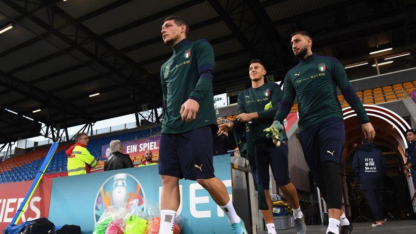 Nations League, Italia-Polonia: probabili formazioni
