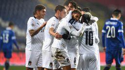 Ranking FIFA, l'Italia risale e viene 'premiata'