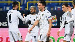 Nations League, l'Italia vince in Bosnia e vola alla Final Four