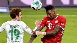 Bayern fermato, vola il Leverkusen