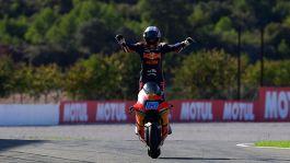 Moto2, trionfa Jorge Martin