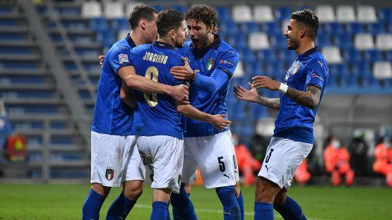 Italia, show in Nations League: 2-0 alla Polonia, è prima nel girone