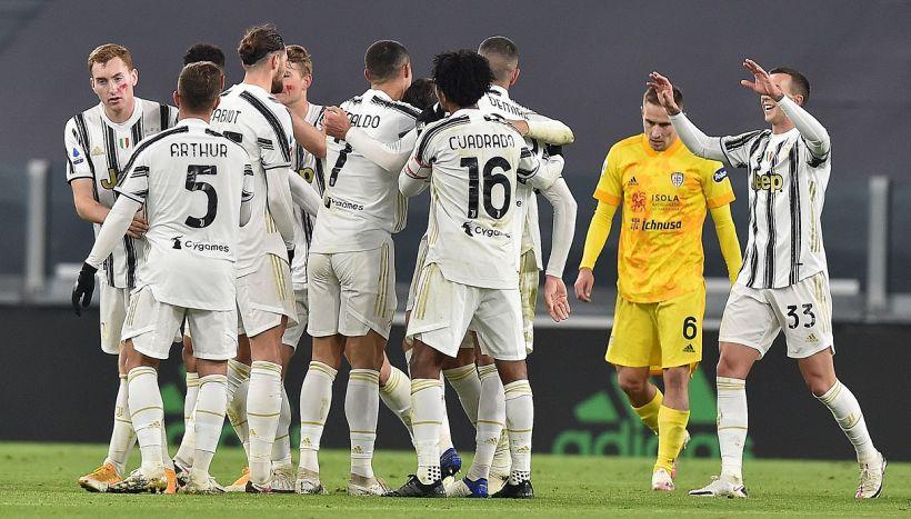 Il 2-0 non basta, Chirico trova un difetto alla Juventus