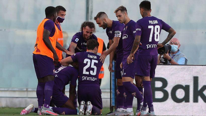 Coppa Italia: Fiorentina e Spezia agli ottavi ai supplementari