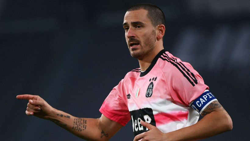 Juventus, preoccupa Leonardo Bonucci: quando torna