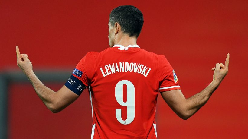 Lewandowski senza gloria: mai a segno contro l'Italia