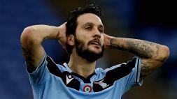 Lazio: problema alla caviglia per Luis Alberto