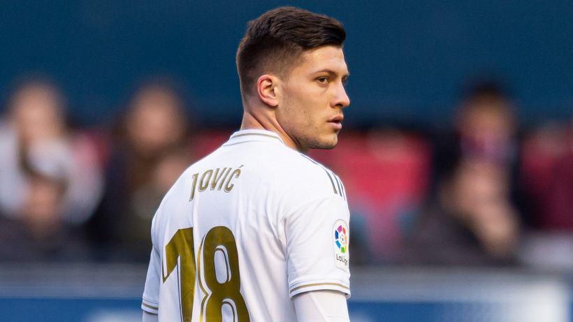 Il Real perde anche Jovic: positivo al Covid-19