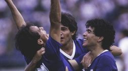 Maradona, il ricordo leccese di Pasculli