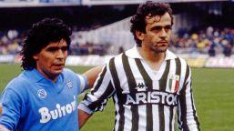 Maradona, Michel Platini ricorda il Pibe e svela un retroscena