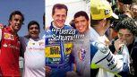 Maradona: ricordo Rossi, dedica per Schumi e partita con Alonso