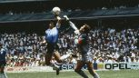 Peter Shilton non perdona Maradona