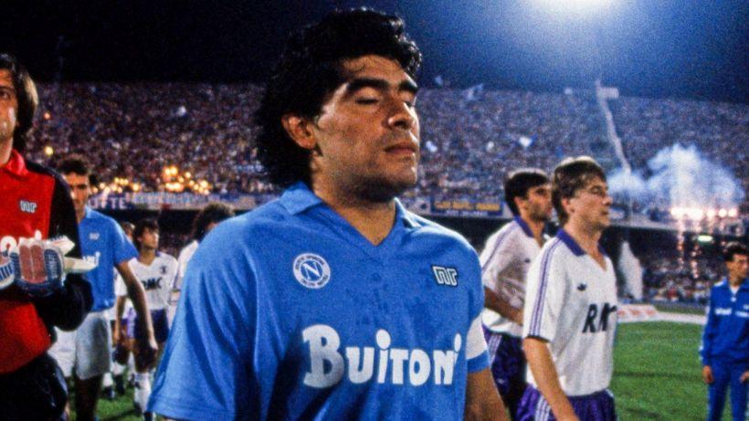 """Il Comune di Napoli: """"Lo stadio può già chiamarsi Maradona"""""""
