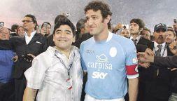 """Ciro Ferrara e Maradona: """"Era un dio, nessuno è stato più umano"""""""