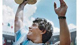 Maradona, in Spagna oltraggio al Pibe: bufera social