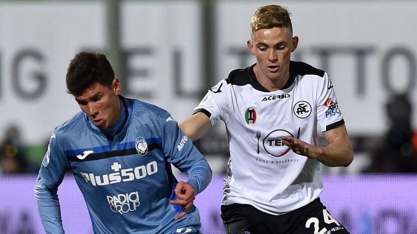 Serie A: lo Spezia frena l'Atalanta