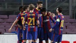 Champions League, i risultati: Barcellona di misura, PSG ko