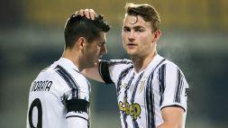Juventus, c'è una big d'Europa sulle tracce di De Ligt