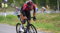 Ciclismo, Gianni Moscon parla del suo futuro