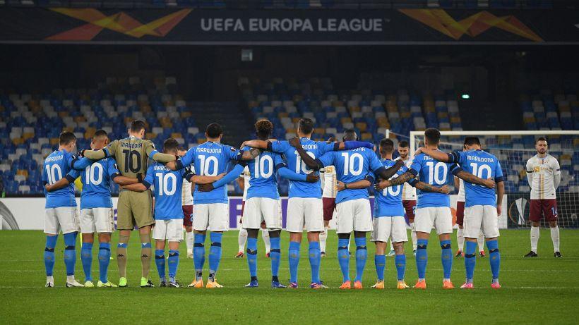 """Il Comune di Napoli: """"Il 'San Paolo' può già chiamarsi Maradona"""""""