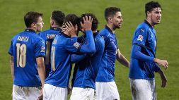Nations League: le foto di Italia-Polonia 2-0