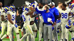 NFL: i Rams disinnescano i Patriots