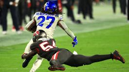 NFL: le foto di Los Angeles Rams-Tampa Bay Buccaneers 27-24