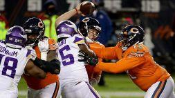 NFL: le foto di Minnesota Vikings-Chicago Bears