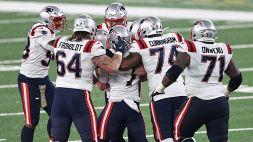 NFL: Monday Night ai Patriots