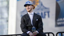 Nico Mannion in NBA a Golden State, le foto