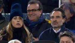 Novella Benini, la compagna dell'allenatore Cesare Prandelli