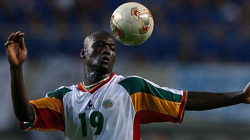 Morto Papa Bouba Diop, eroe del Senegal al Mondiale 2002
