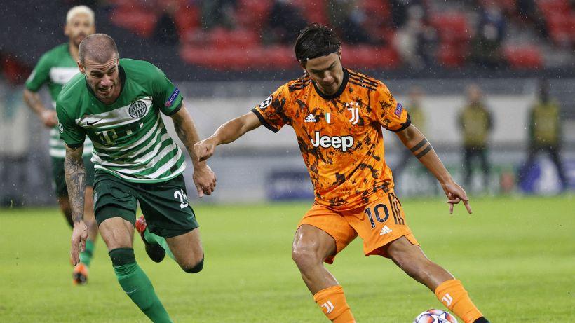 Dybala chiede la doppietta alla UEFA
