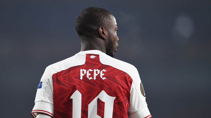 Arsenal, occasione Pepe per le italiane