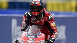 "Petrucci: ""Ricorderò sempre gli operai Ducati"""
