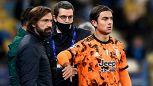 Champions: Pirlo concede una grande chance a Dybala