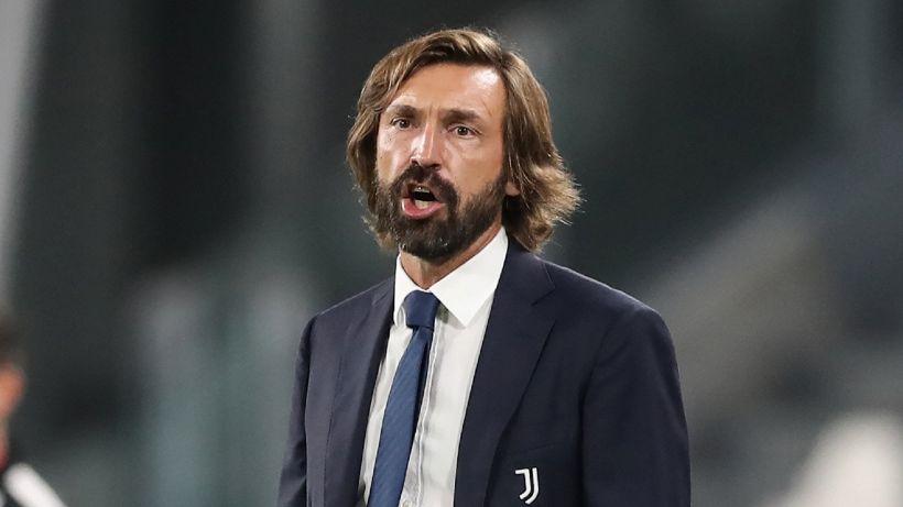 Juventus, Andrea Pirlo a muso duro con la squadra
