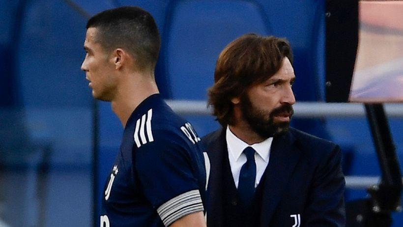 Juve, Pirlo deluso striglia la squadra. Le condizioni di Ronaldo